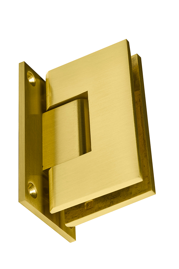 Satin Brass Hardware