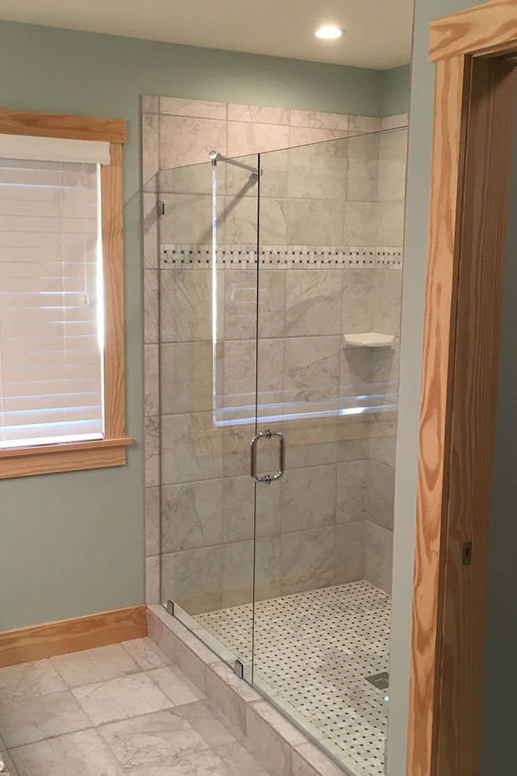 Integrity Glass Shower Door