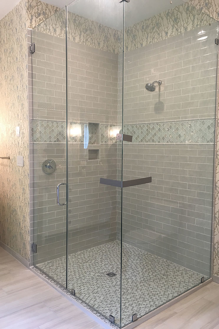 shower door partner Mobile Glass