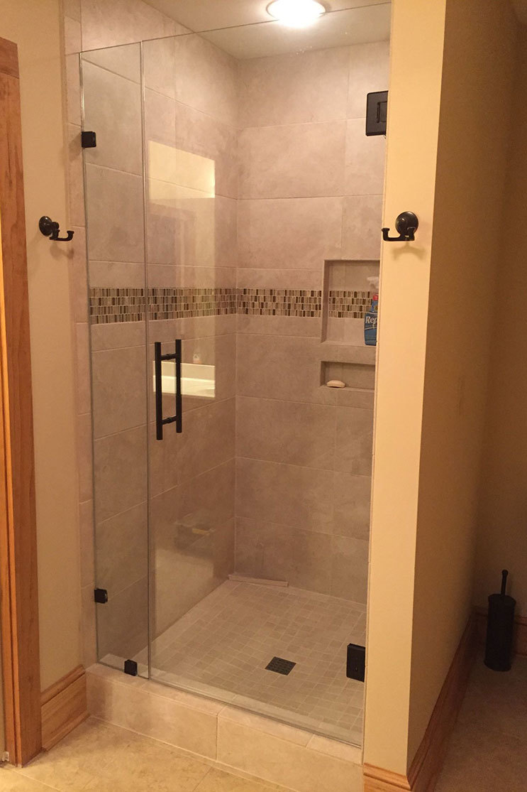 The Glass Shop Shower Door